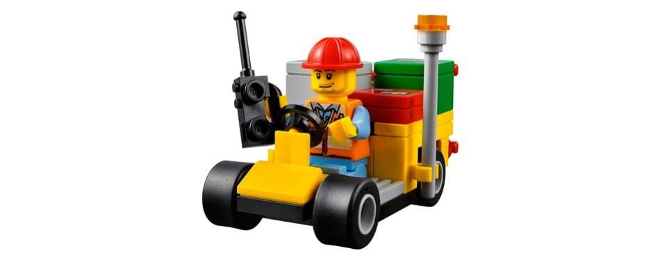 Lego City Airport Cargo Plane
