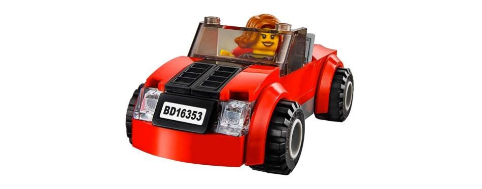 Lego City Great Vehicles Ferry
