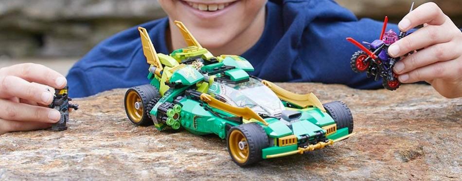 Lego Ninjago Nightcrawler Building Kit
