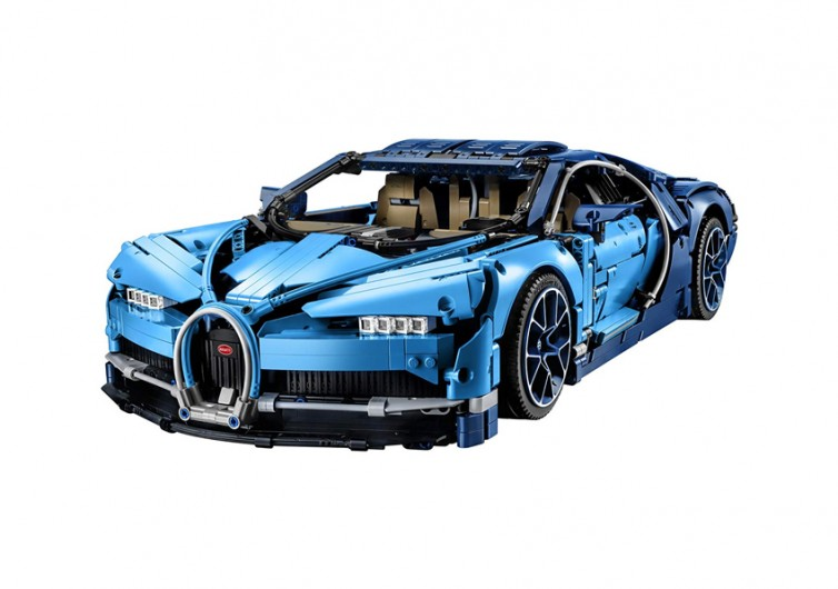 lego technic bugatti chiron gearhungry. Black Bedroom Furniture Sets. Home Design Ideas