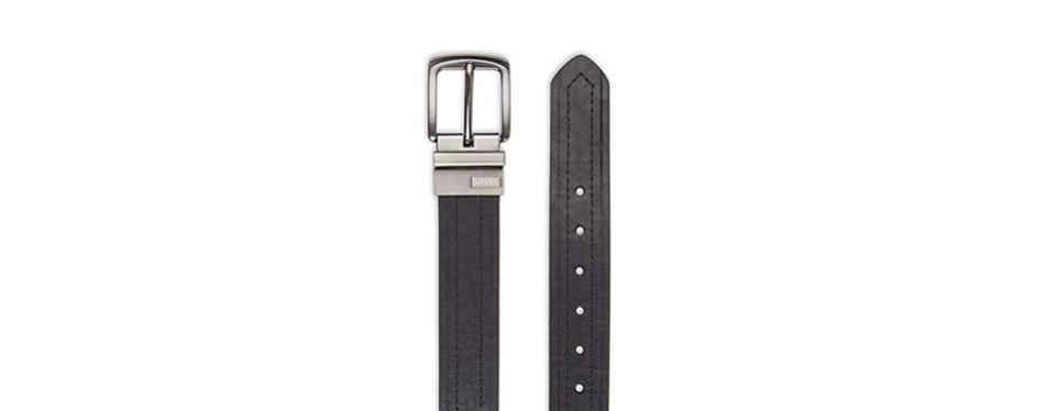 Levi's Reversible Casual Jean Leather Belt