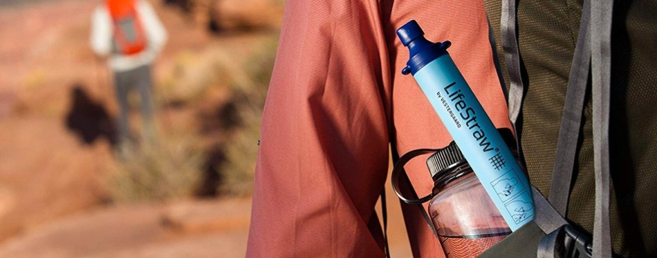 LifeStraw LSPH Personal Portable Water Filter