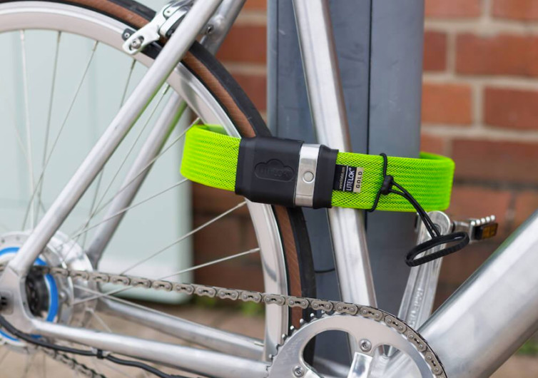 LiteLok Gold Wearable Bike Lock