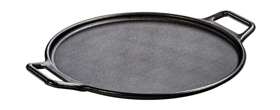 Lodge P14P3 Pro-Logic Cast Iron Pizza Pan
