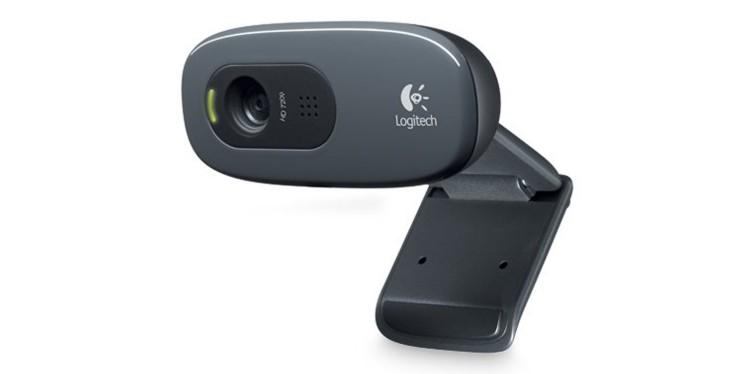 Logitech C270 HD Widescreen Webcam