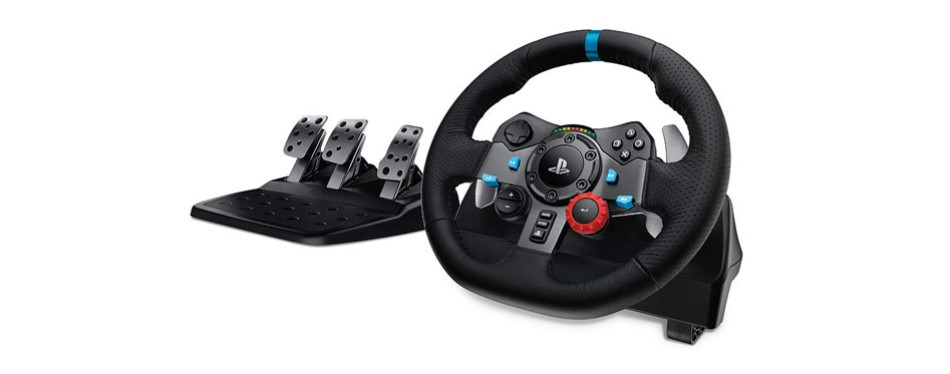 Logitech Driving Force Racing Wheel