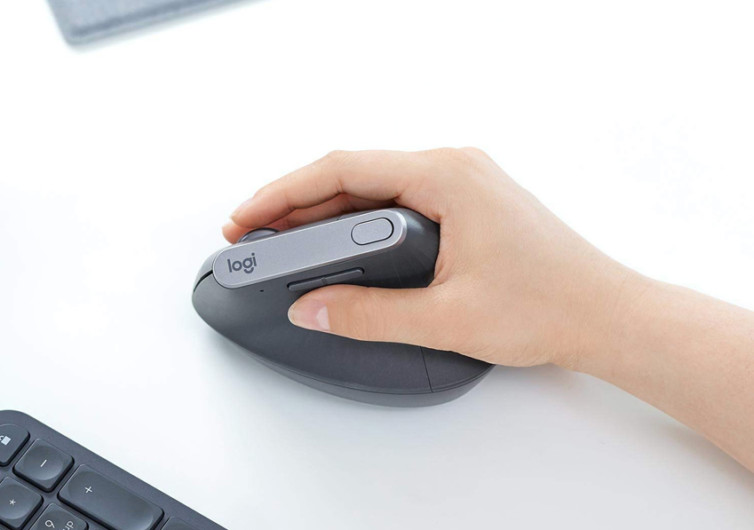 Logitech MX Vertical Advanced Mouse