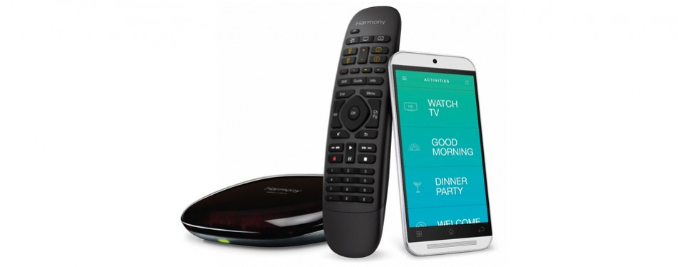 Logitech Harmony All In One