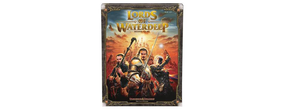 Lord Of Waterdeep