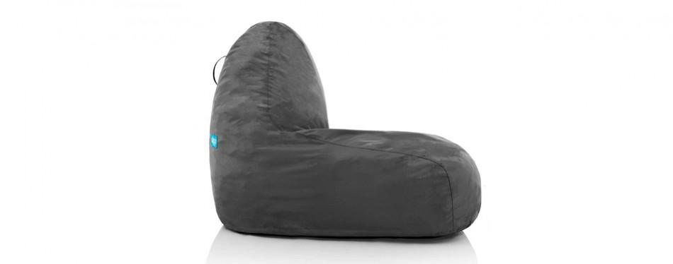 Lucid Oversized Shredded Foam Bean Bag Chair