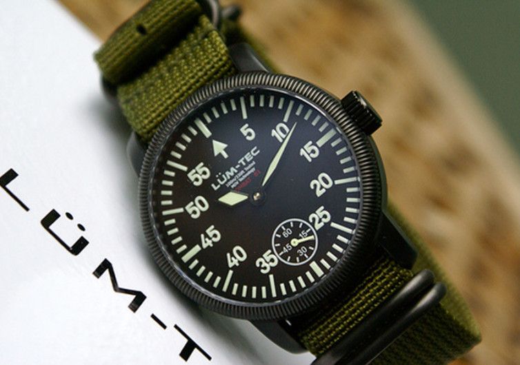 Lum-Tec DSPTCH Special Edition Watch