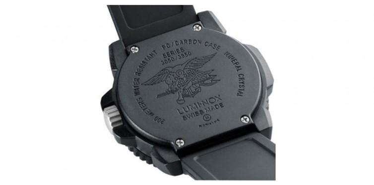 Luminox Evo Navy Seal Blackout