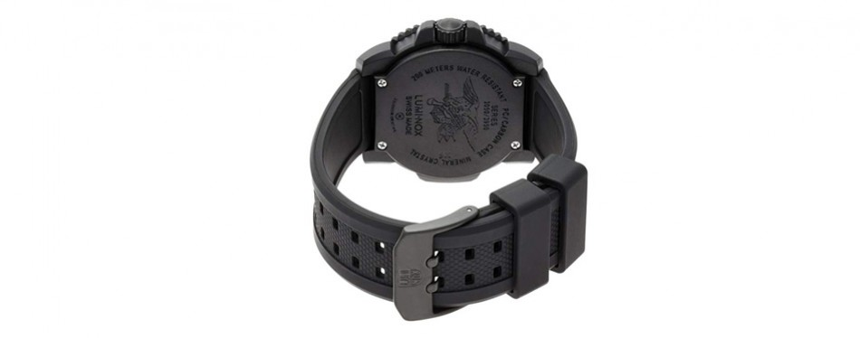 Luminox Evo Navy Seal Blackout Watch