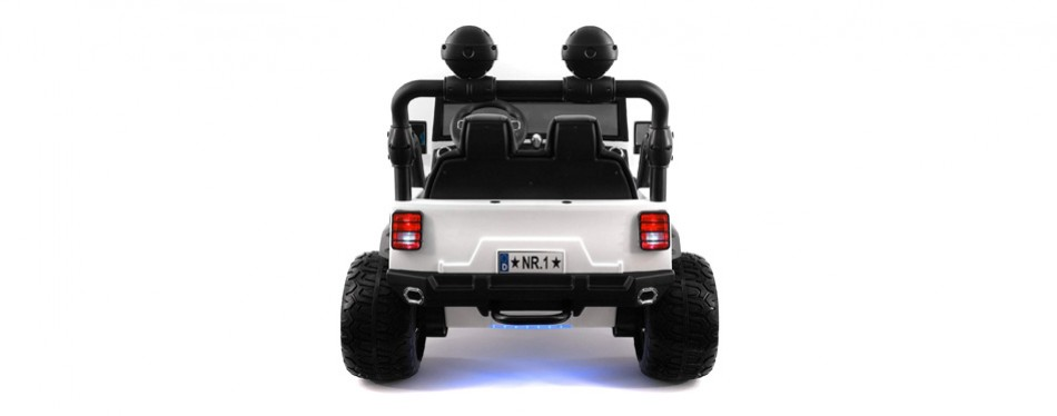 Luxury Electronics - Electric Ride On Car Two Seater Truck