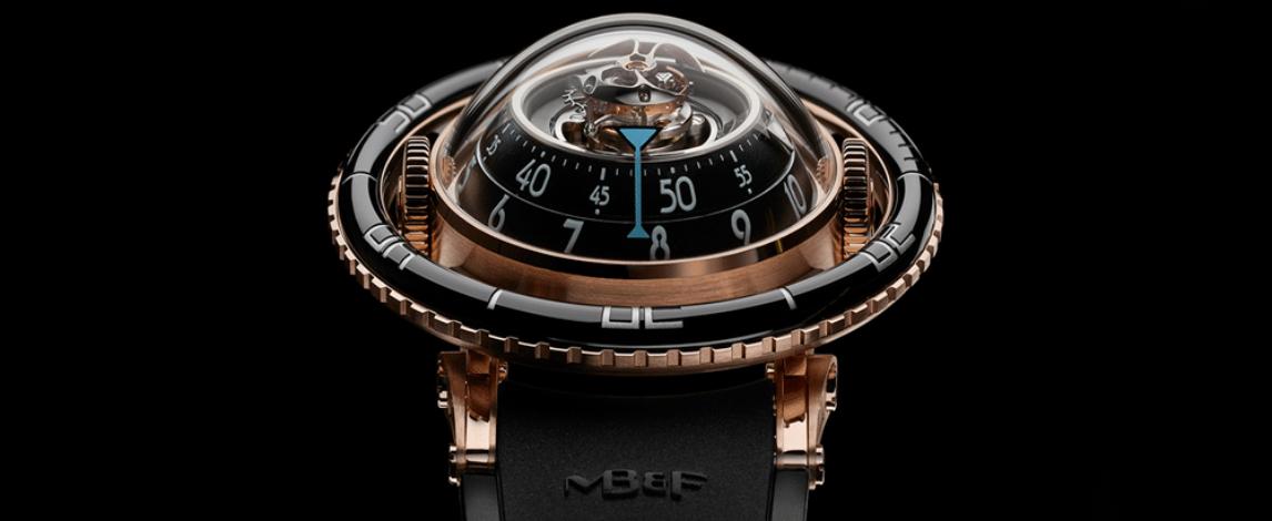 MB&F Horological Machine N7 Aquapod