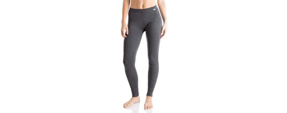 MERIWOOL Womens Merino Wool Base Layer Thermal Pants
