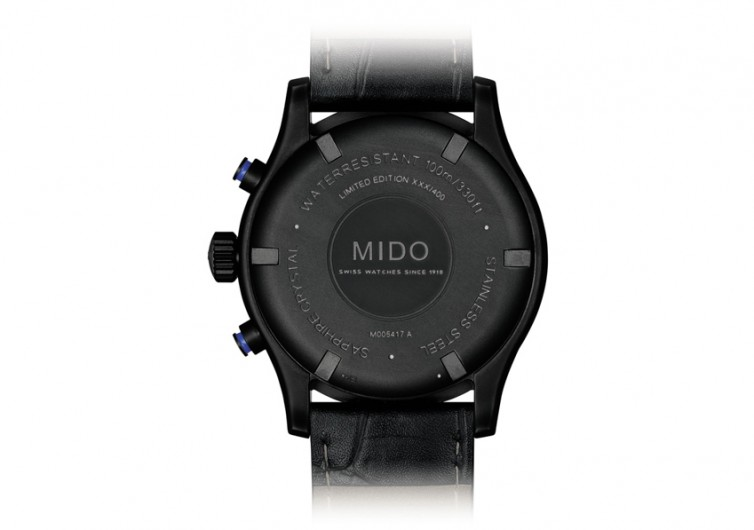 MIDO Multifort Chronograph Watch
