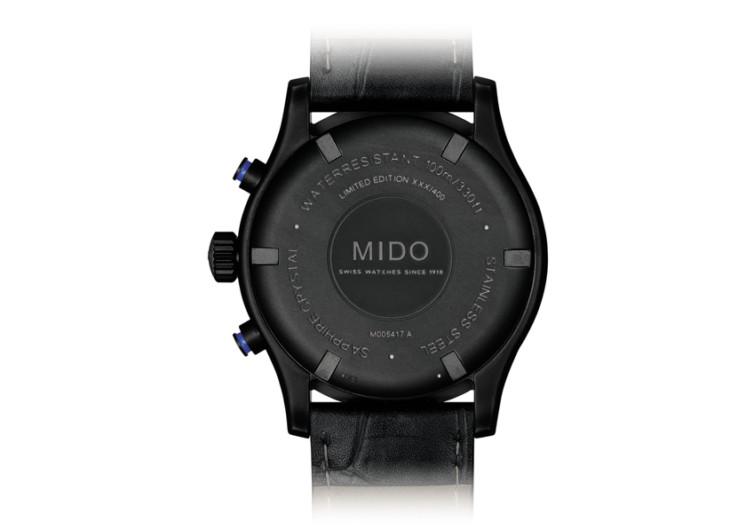 MIDO Multifort Chronograph Watch