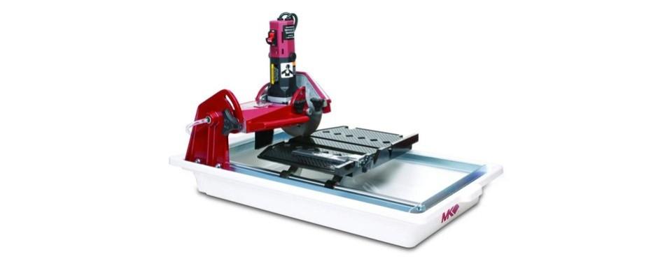 mk diamond mk370exp wet cutting tile saw