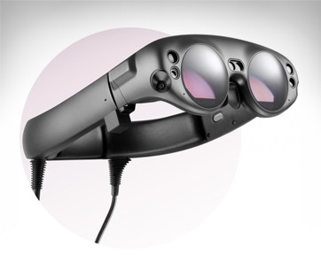 Magic Leap VR