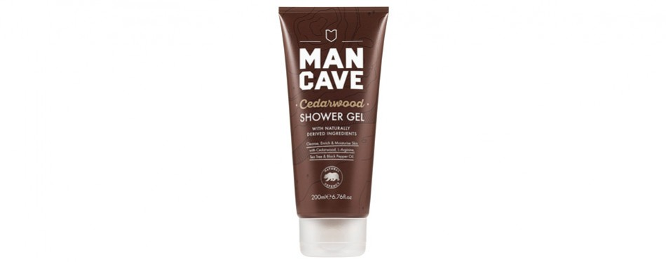 ManCave Cedarwood Body Wash