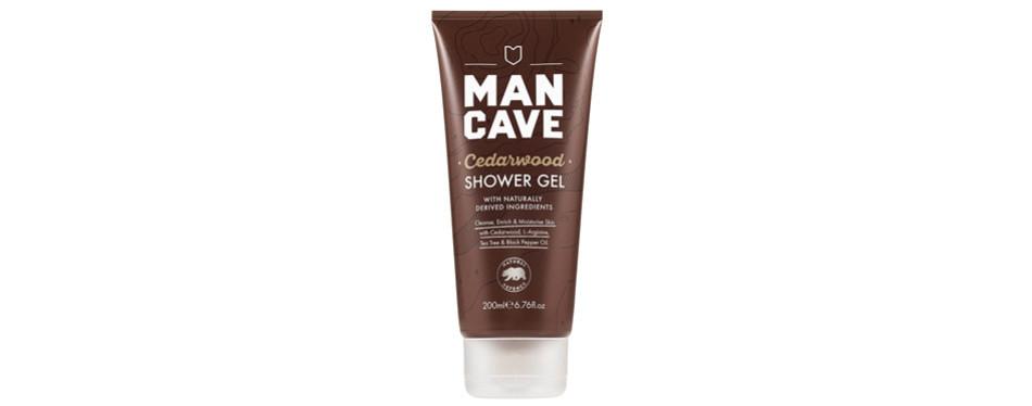 ManCave Cedarwood Body Wash