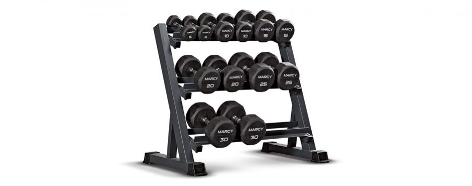 Marcy 3-Tier Multilevel Dumbbell Rack