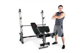 Marcy Full-Body Olympic Weight Bench
