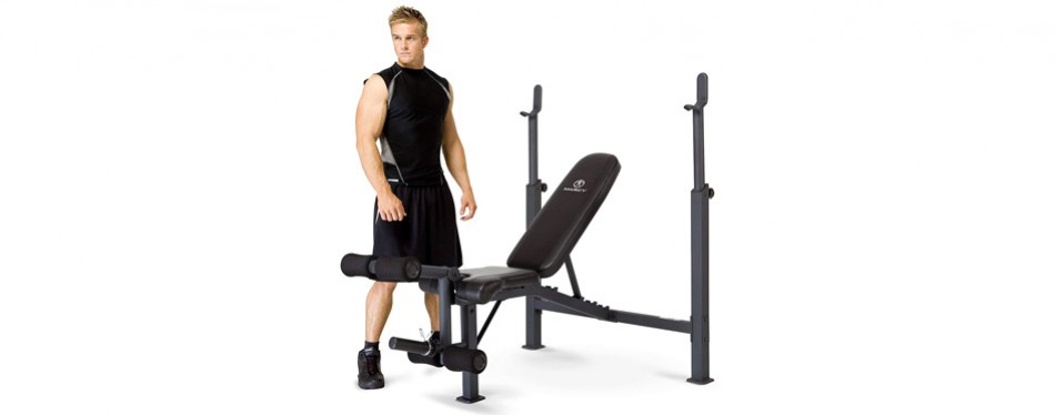 Marcy Competitor Weight Bench
