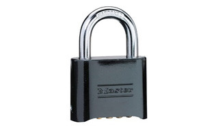 Master Lock 178D Set Your Own Combination Lock