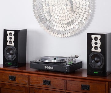 McIntosh MTI100 All In One Turntable