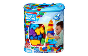 Mega Brands First Builders Big Building Bag