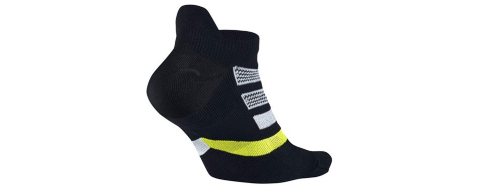 Men's Nike Performance Cushion No-Show Running Sock