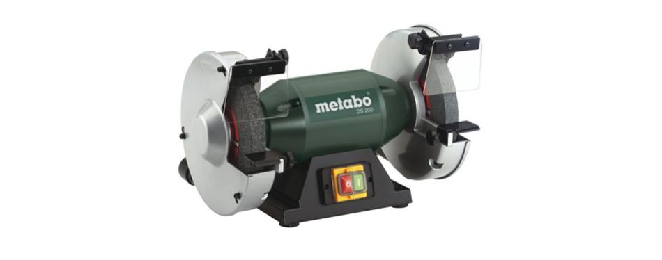 metabo ds 200 8-inch bench grinder