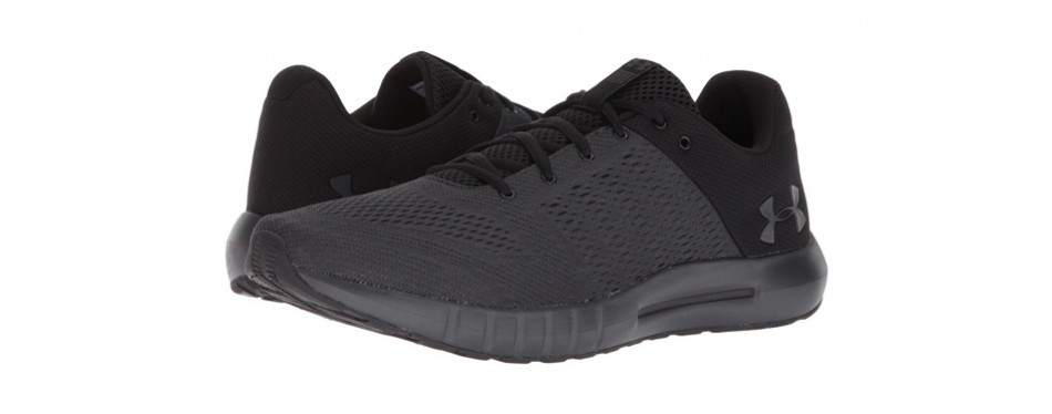 Micro G Pursuit Running Under Armour Shoes for Men