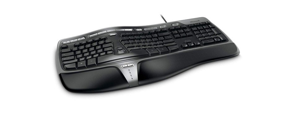 microsoft natural ergonomic keyboard 4000 for business