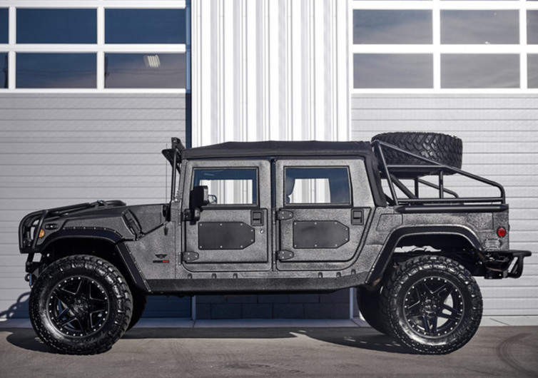 Milspec Hummer Launch Edition
