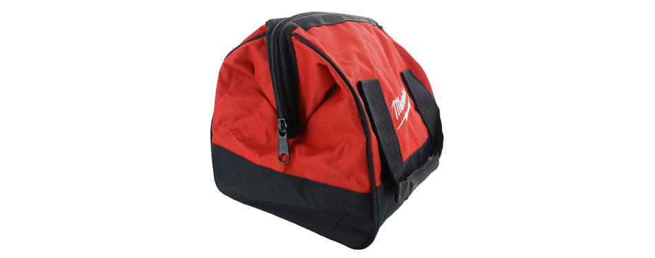 Milwaukee Heavy Duty Contractor's Bag