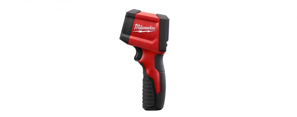 milwaukee 10:1 infrared thermometer