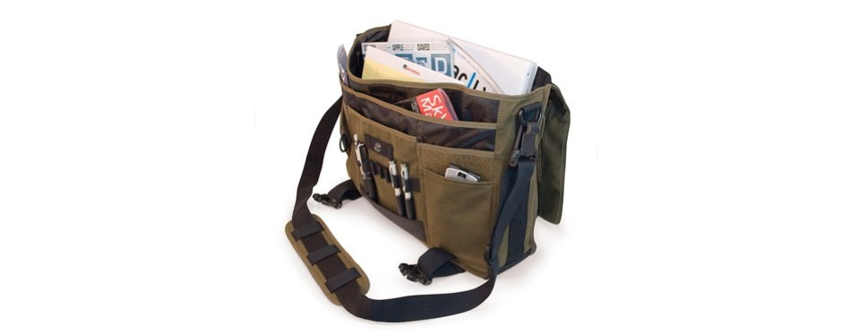 Mobile Edge ECO Laptop Messenger Bag