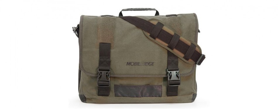 Mobile Edge ECO Messenger/Laptop Bag Combo