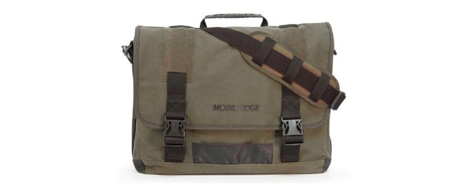 Mobile Edge ECO Messenger/Laptop Bag Combo
