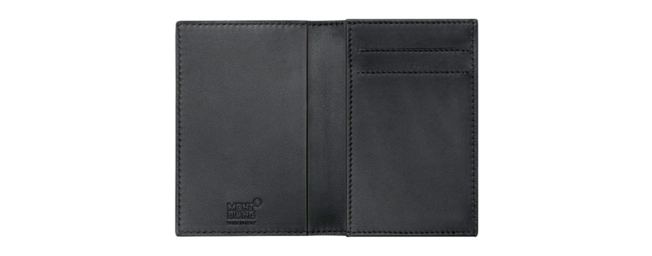 Mont Blanc Men's Westside Business Card Holder