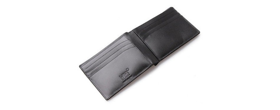 Montblanc Men's Meisterstuck Leather Wallet