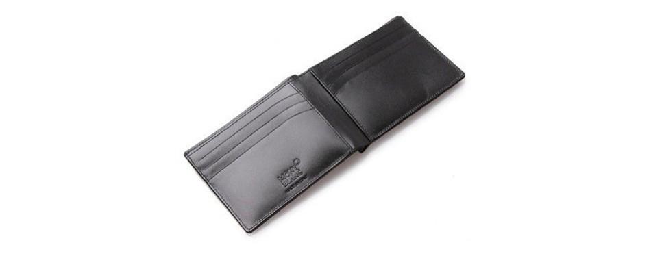 Montblanc Men's Meisterstuck Leather Wallet
