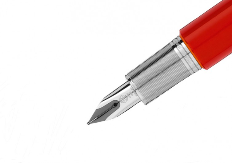 Montblanc RED Fountain Pen