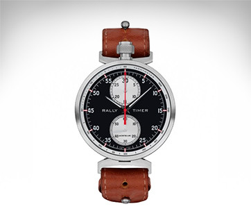 Montblanc TimeWalker Rally Timer Chronograph