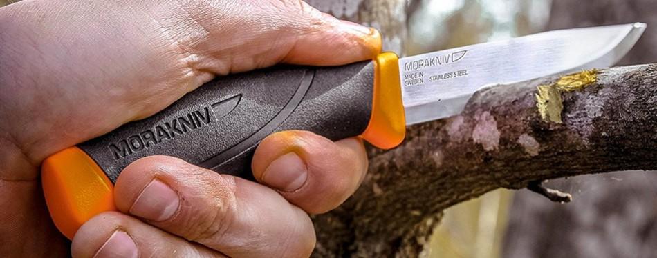 Morakniv Companion Camping Knife