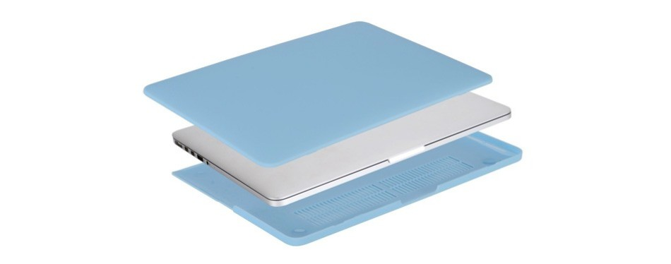 Mosiso Hard Plastic Macbook Case