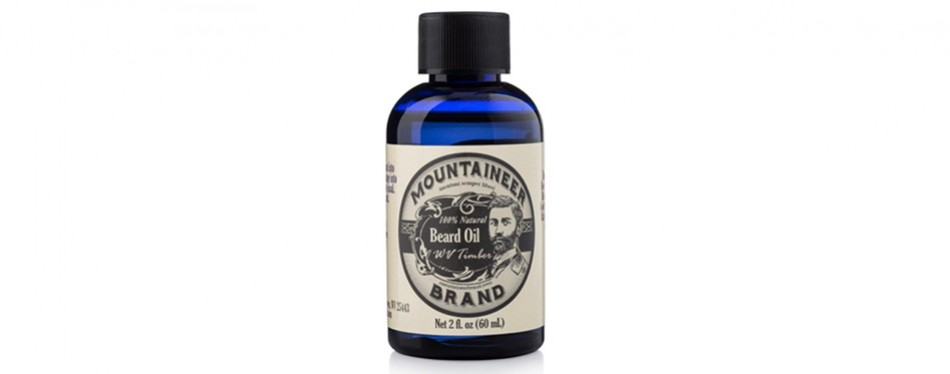 Mountaineer Brand Beard Oil